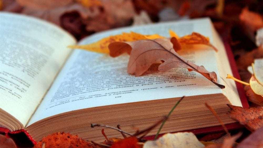 Φθινοπωρινές βιβλιο-αποδράσεις