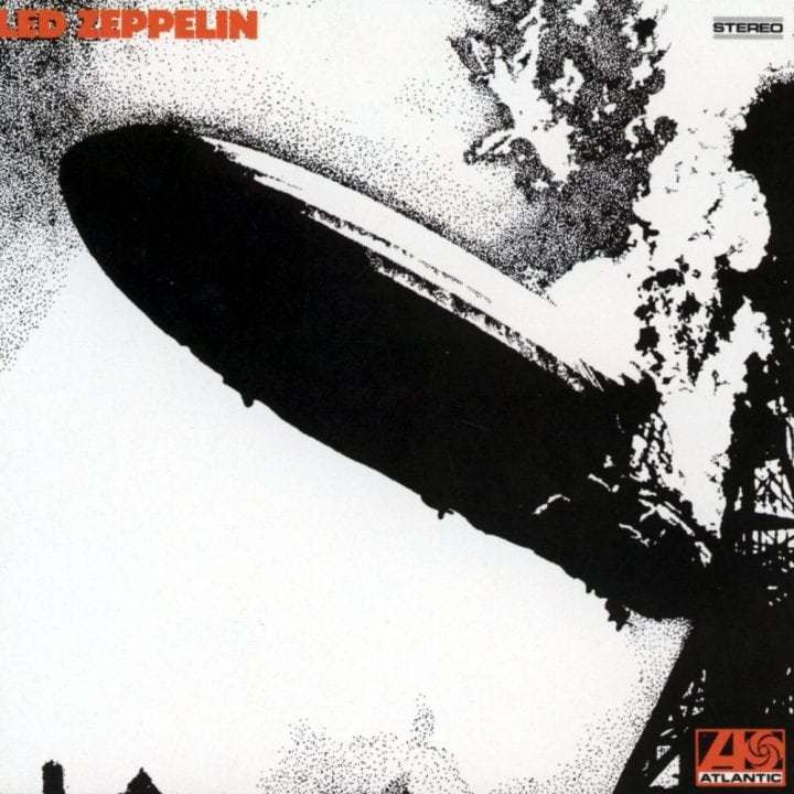 Led Zeppelin, 'Led Zeppelin