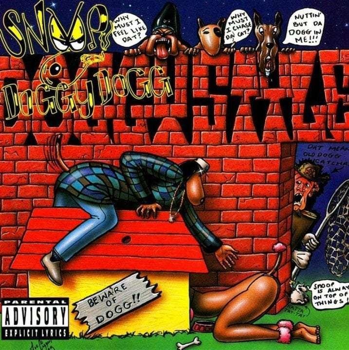 Snoop Doggy Dogg, 'Doggystyle