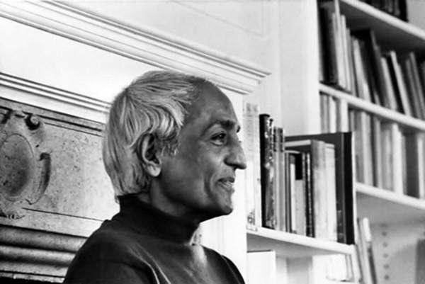 φόβος κατά Krishnamurti