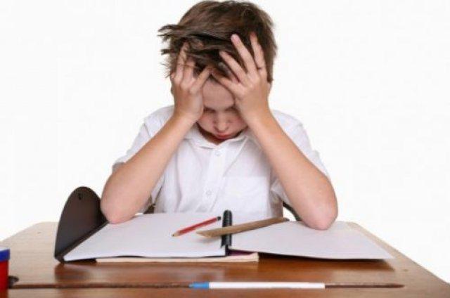παιδικό άγχος