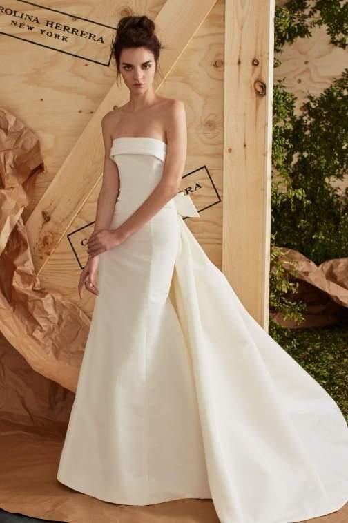 Carolina Herrera Wedding Dresses 2000 X 3000 - Cute Wedding Dresses