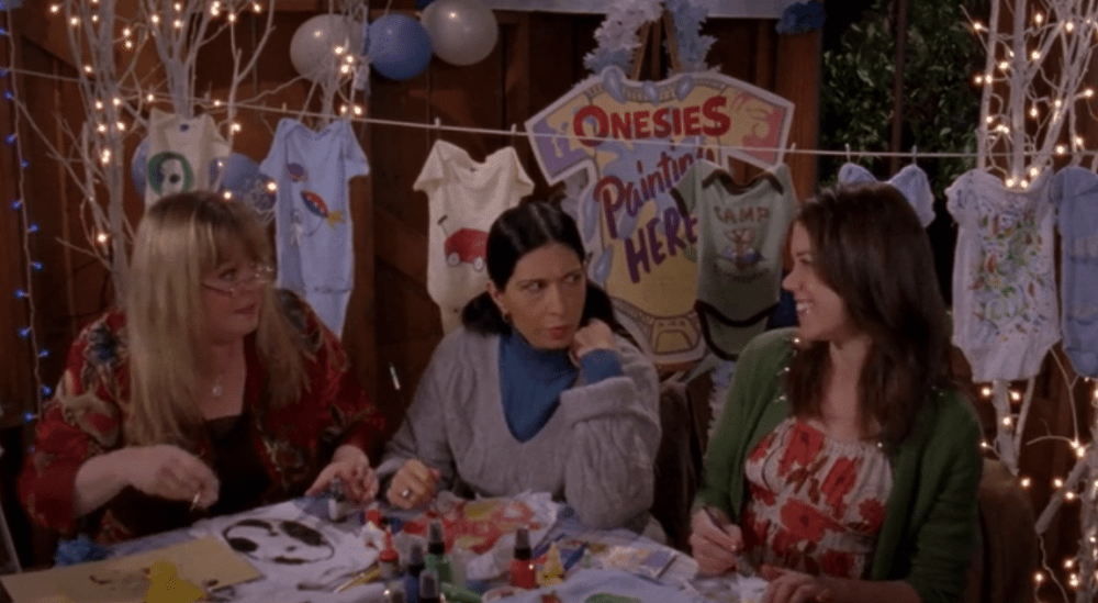 Gilmore Girls - Gypsy and Lorelai - MaxMag