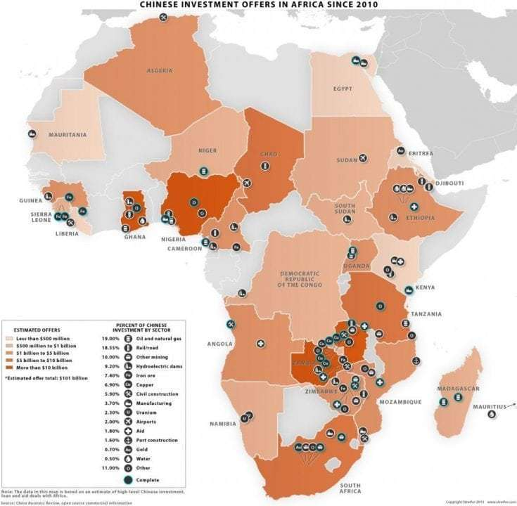 map-chinese-investments-in-africa