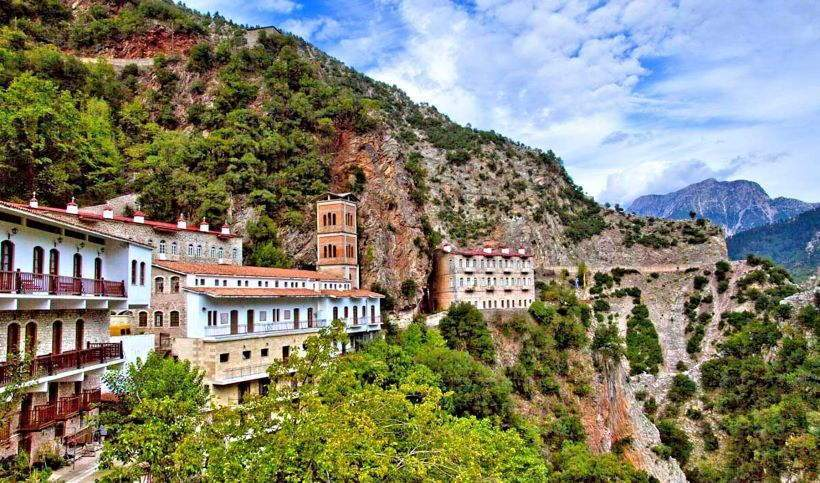 monastery-of-prousos-in-the-mountains-of-karpenisi