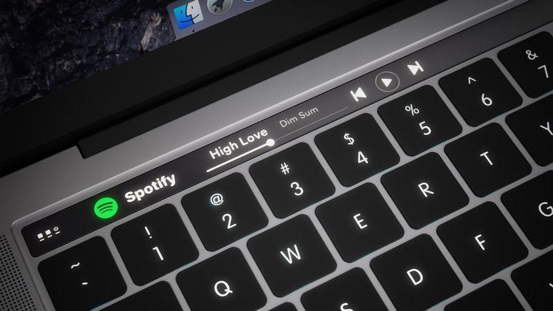 Ένα concept του νέου MacBook Pro