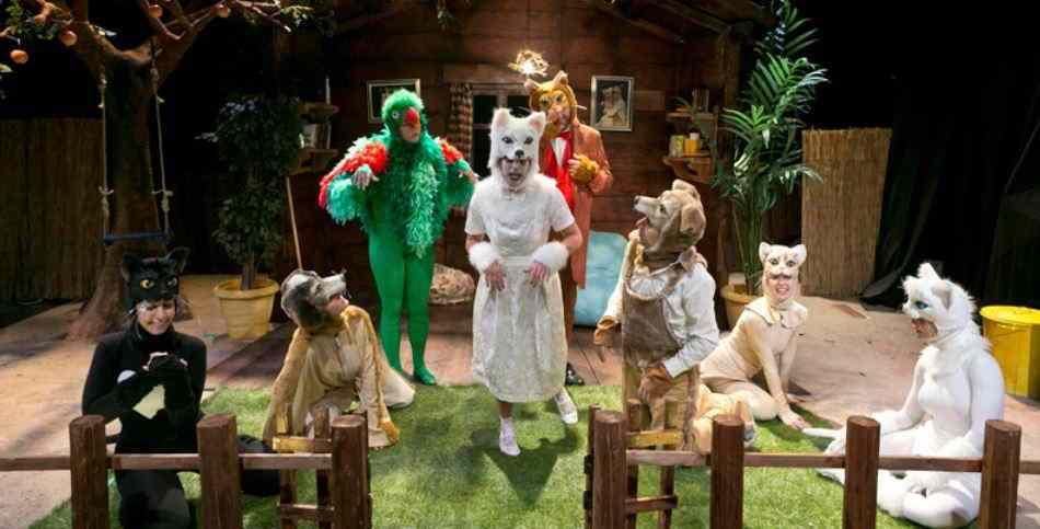 """Διαγωνισμός: Κερδίστε προσκλήσεις για την παράσταση """"Σκύλος με σπίτι"""""""