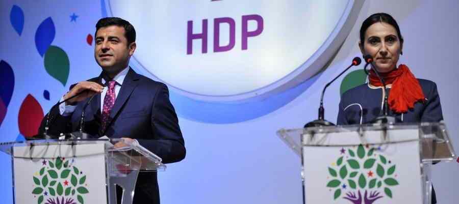 ΟΙ ΠΡΟΦΥΛΑΚΙΣΤΕΟΙ ΗΓΕΤΕΣ ΤΟΥ HDP