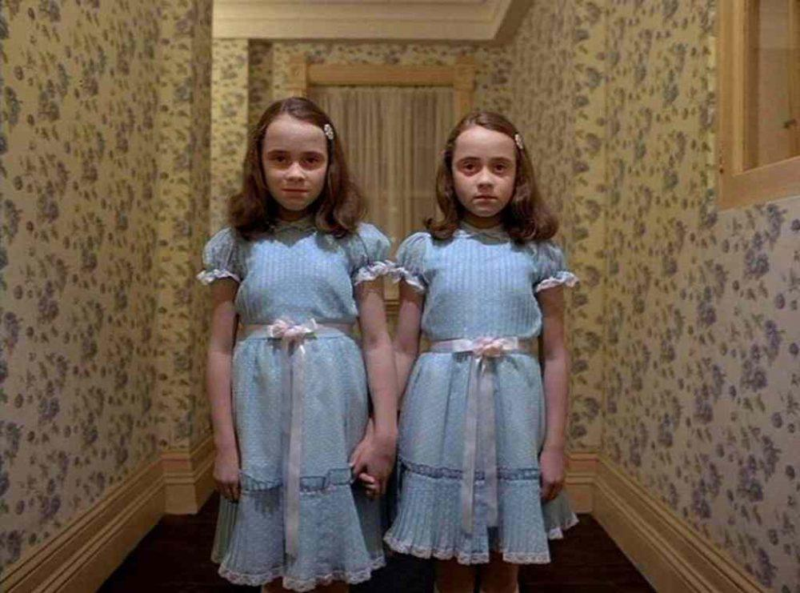Οι δίδυμοι στον κινηματογράφο