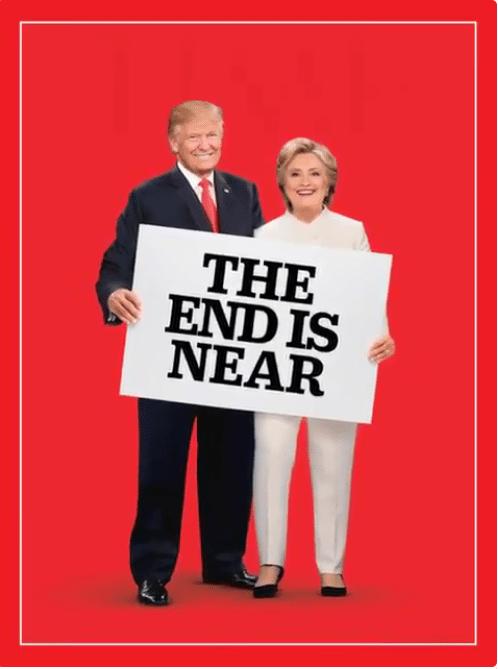 Tο εξώφυλλο του διάσημου περιοδικού που θα συζητηθεί