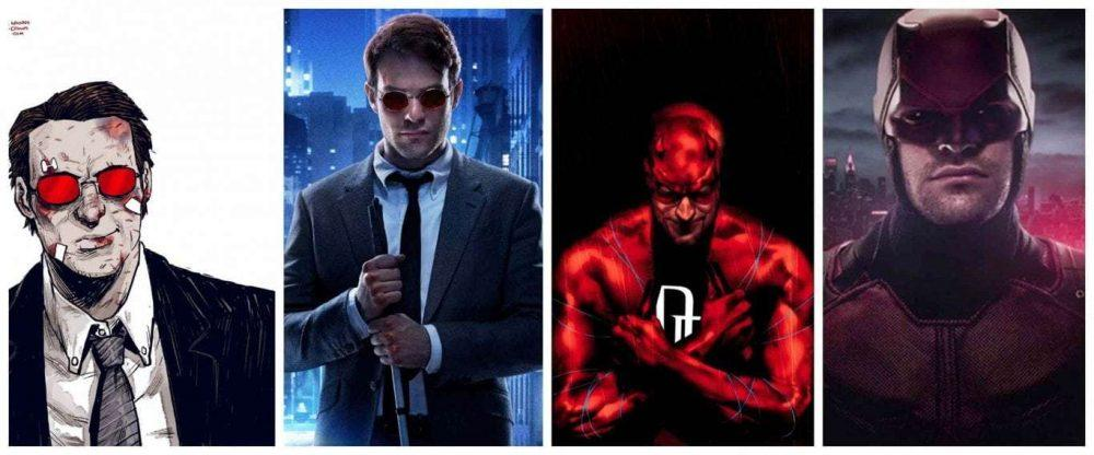 defenders - daredevil