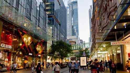 Κεντρική οδός της πόλης