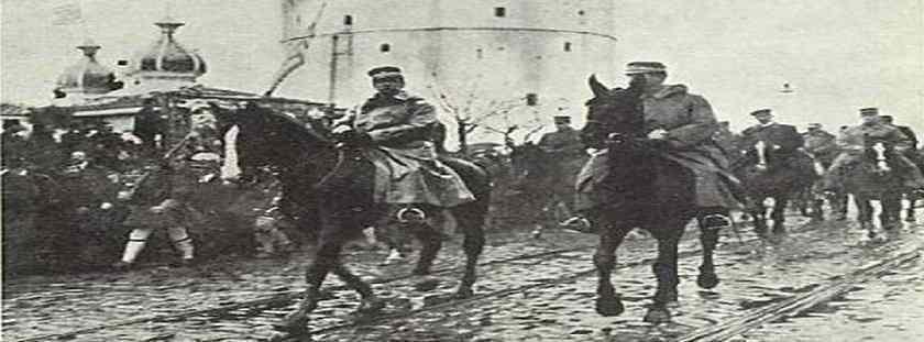 απελευθέρωση της Θεσσαλονίκης