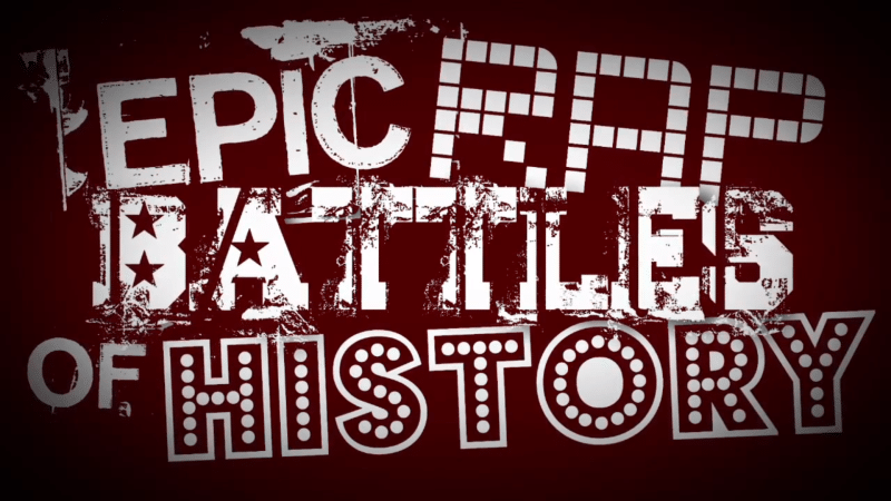 Epic Rap Battles - Cover - MaxMag
