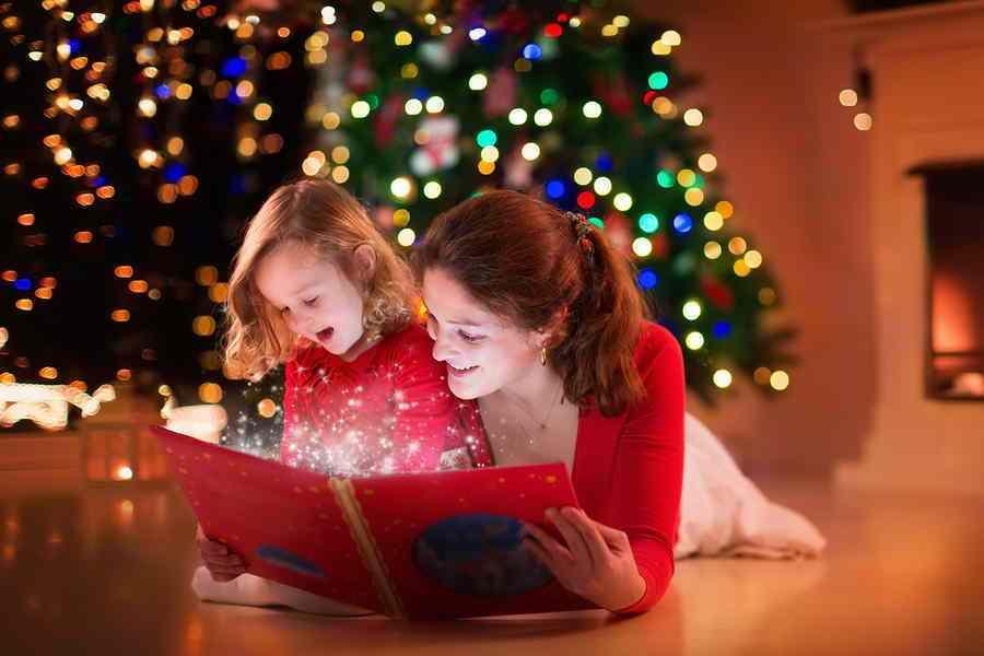 Χριστουγεννιάτικες βιβλιοπροτάσεις