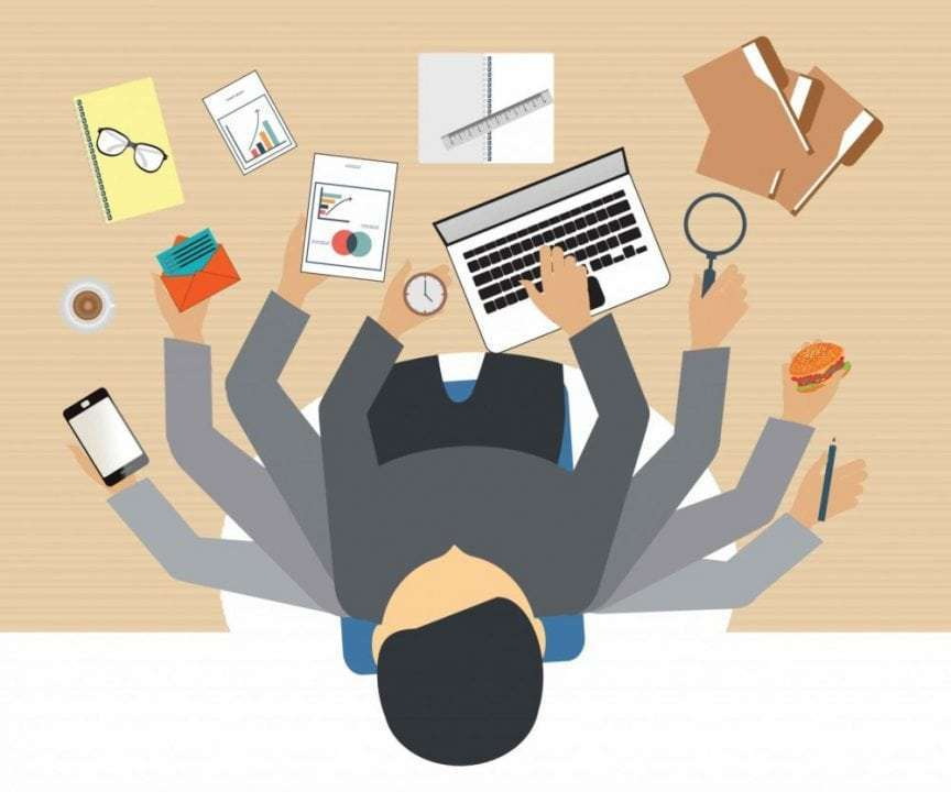 Multitasking: Μπορούμε να κάνουμε πολλά πράγματα ταυτόχρονα;