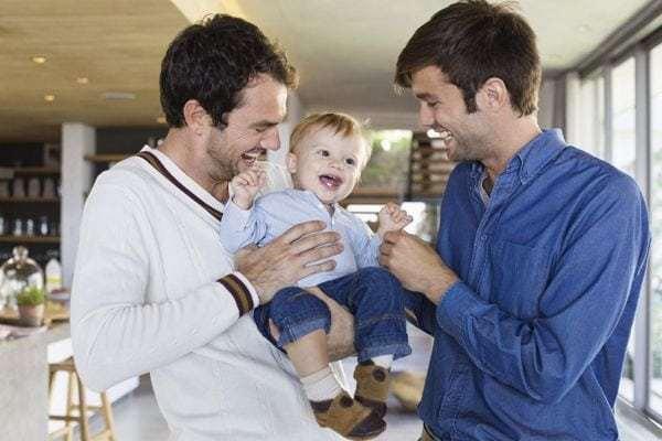 ομοφυλόφιλες οικογένειες
