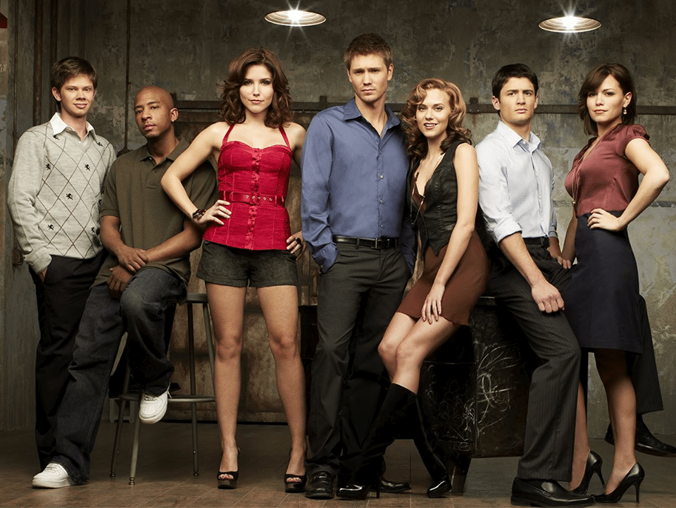 One Tree Hill - Cover - MaxMagTv