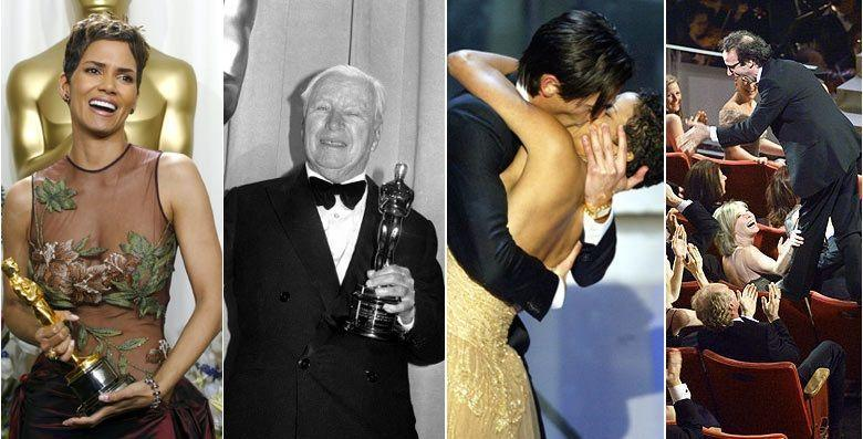 Most Memorable Oscar Moments - Cover2- MaxMagTv