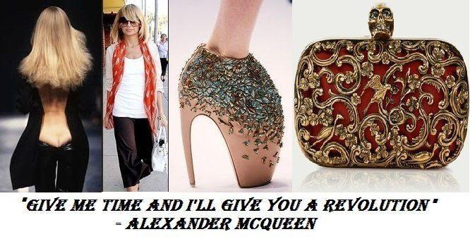 McQueen - Revolution