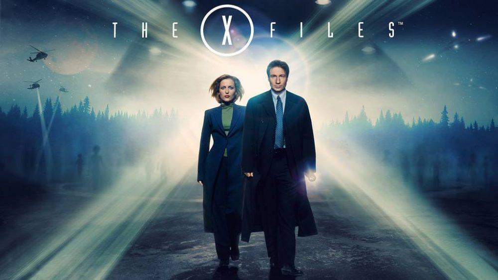 X-Files - Cover - MaxMagTv