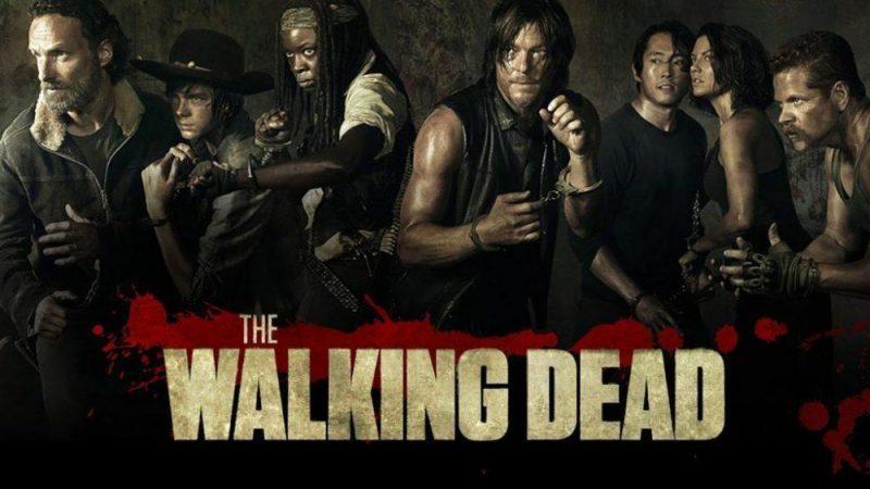 Καλύτερες σειρές - The Walking Dead