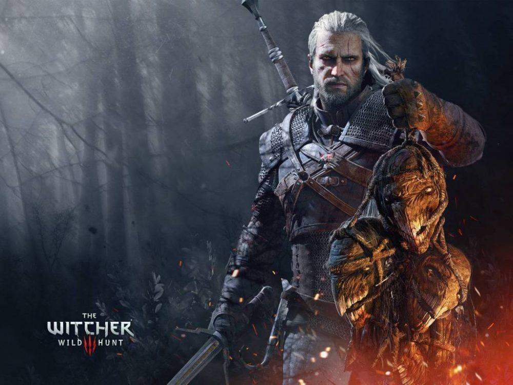 The Witcher - Cover - MaxMagTv