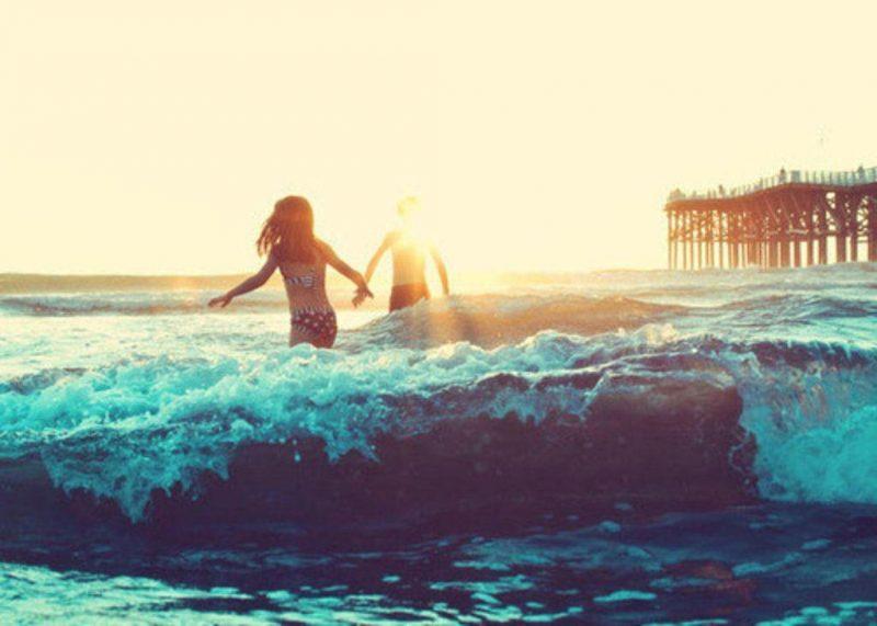 Καλοκαίρι, η εποχή του έρωτα