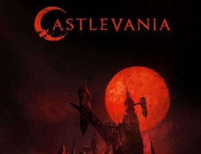 Castlevania - Cover - MaxMagTv