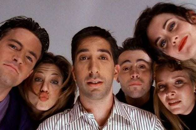 Καλύτερες σειρές - Friends