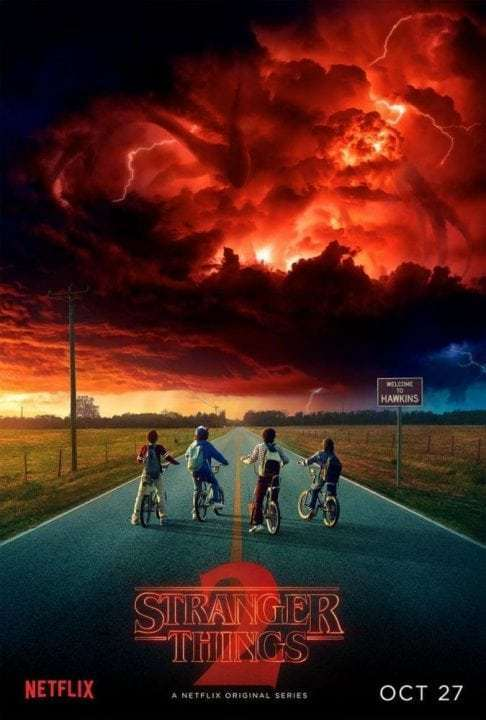 stranger things - Cover - MaxMagTv