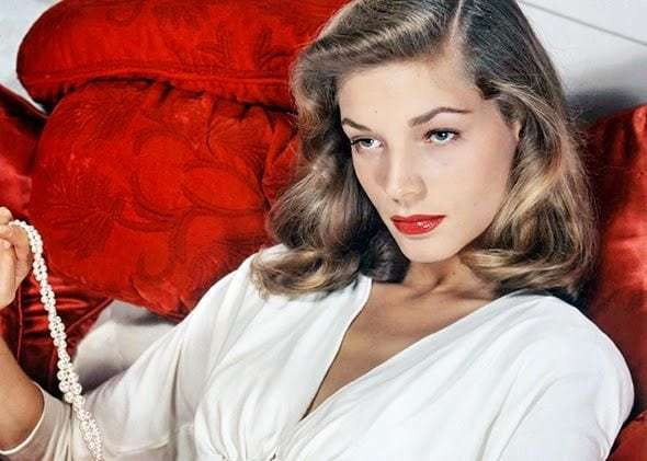 Lauren Bacall - Cover - MaxMag Feature
