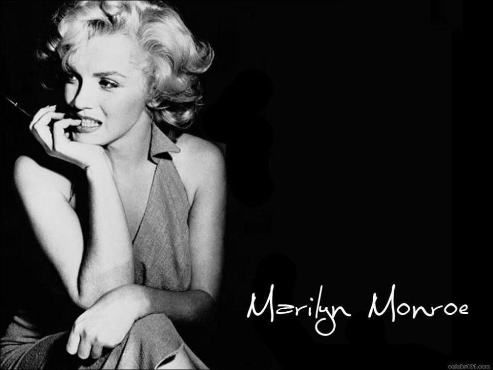 Marilyn Monroe - Cover - MaxMag - Feature