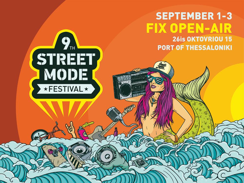 9o Street Mode Festival