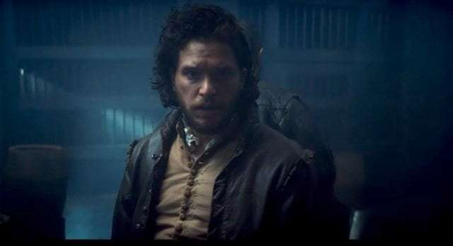 Kit Harrington - Gunpowder - Cover - MaxMagTv