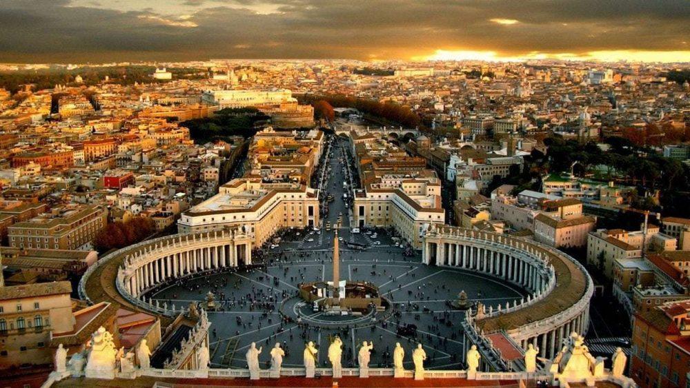 Το Βατικανό στην τηλεόραση | Σειρές