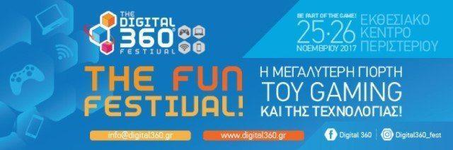 Digital 360 Game Festival
