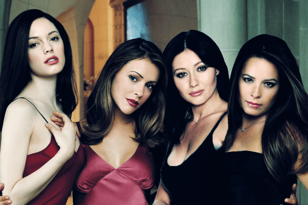 Charmed - Cover - MaxMagTv