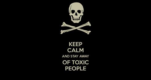 Τοξικοί άνθρωποι
