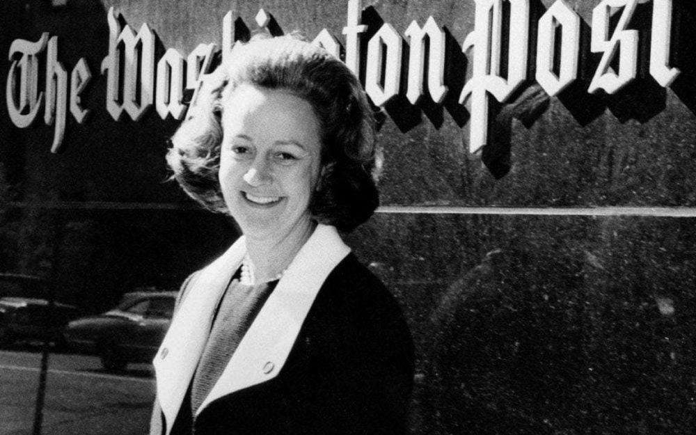 Katharine Graham - Cover - MaxMag Features
