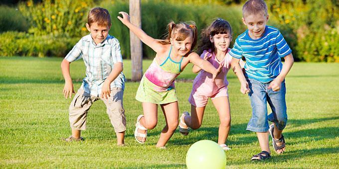 Η σημασία της άσκησης στη ψυχική υγεία του παιδιού