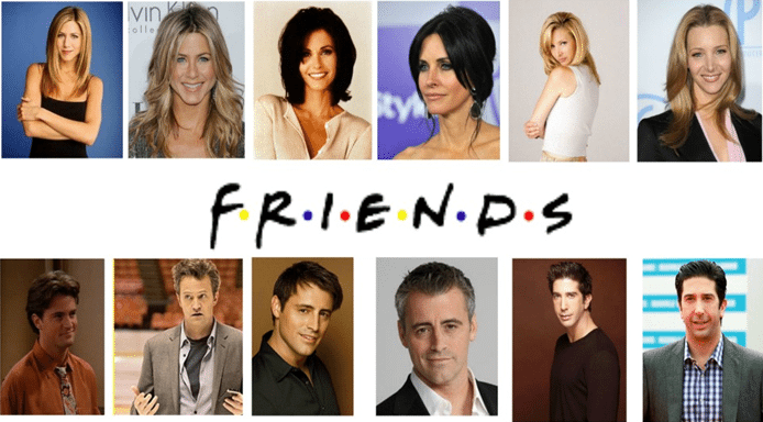 Friends-Where are they now - Cover - MaxMagTv