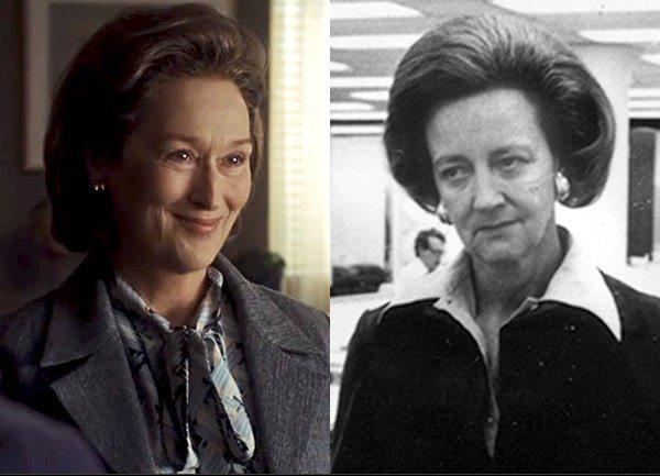 Meryl Streep - Kay Graham