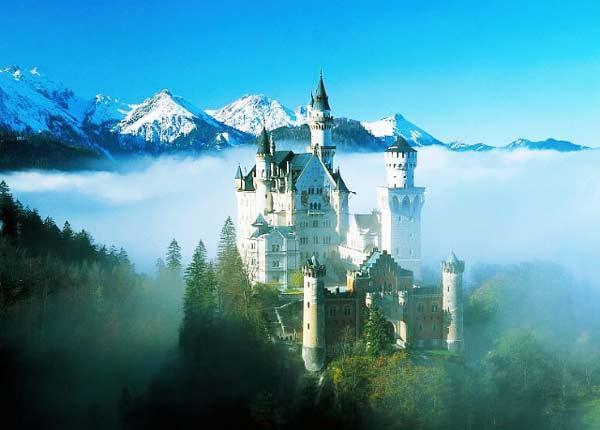 γυάλινο κάστρο