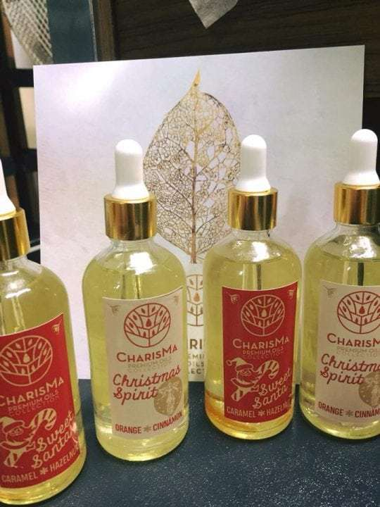 CharisMa Oils Collection