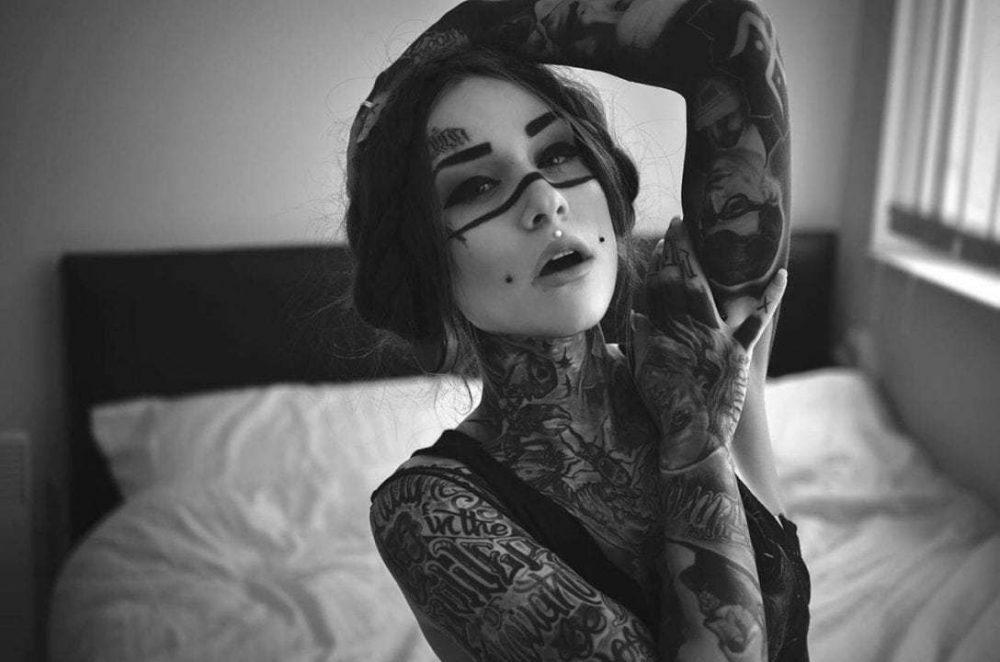 Τατουάζ και piercing μέσα από τα μάτια της Ψυχολογίας