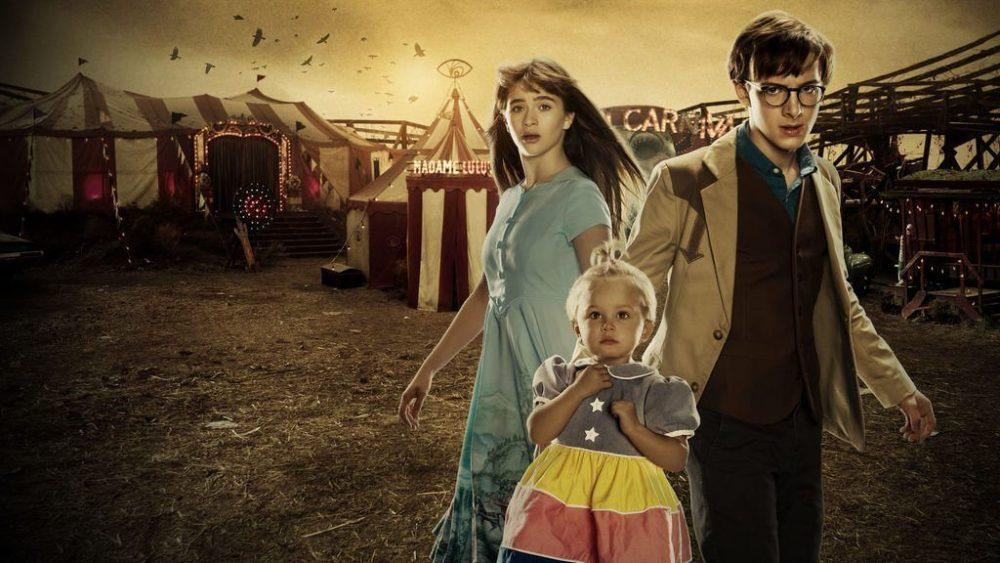 A series of unfortunate events_Season2 - Cover - MaxMagTv