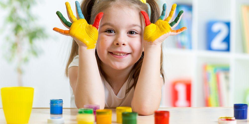 Η εργοθεραπεία στα παιδιά