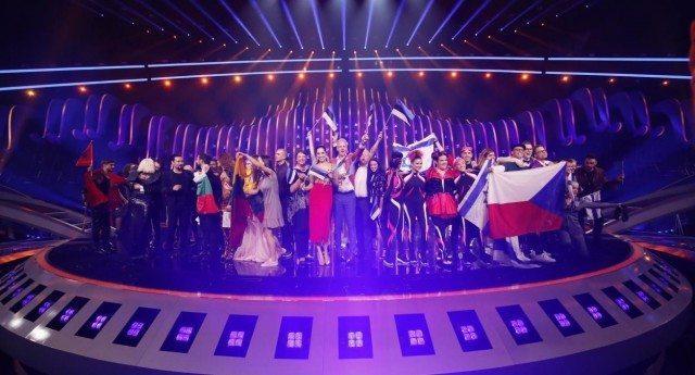 Eurovision 2018_Semi-Final 1_Cover_MaxMagTv