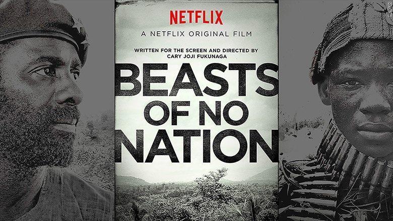 ταινίες - παραγωγές Netflix - Beasts of no nation